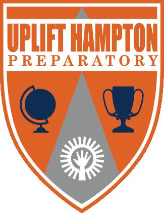 Uplift Hampton School Crest