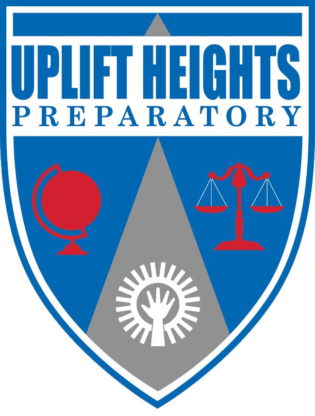 Uplift Heights School Crest