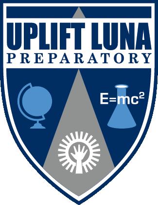 Uplift Luna School Crest
