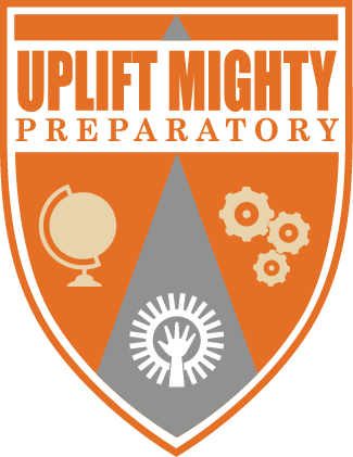 Uplift Mighty School Crest