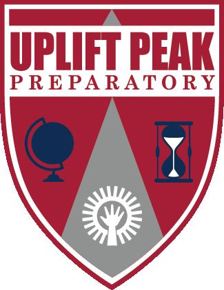 Uplift Peak School Crest