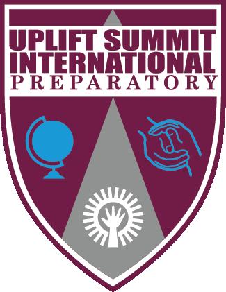 Uplift Summit Internation School Crest