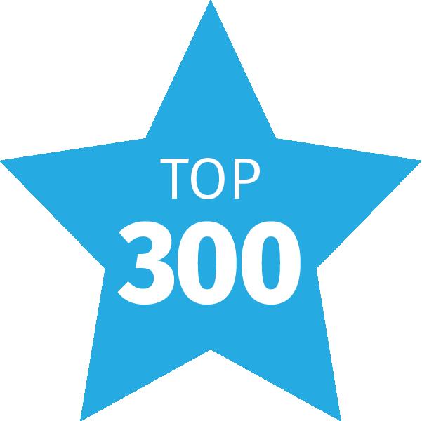 Top 300