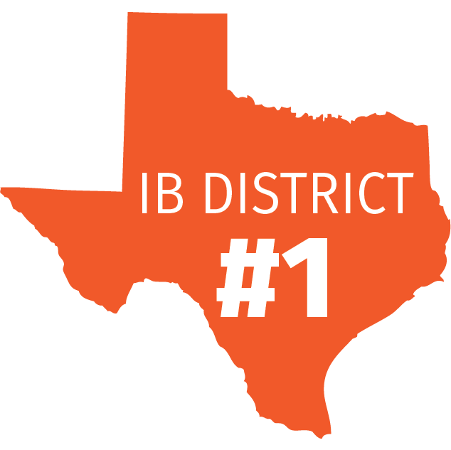 Number 1 IB District In Texas