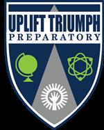 Uplift Triumph crest