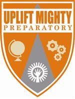 Uplift Mighty crest