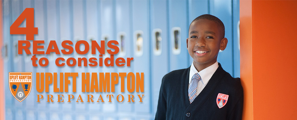 4 Reasons to Choose Uplift Hampton