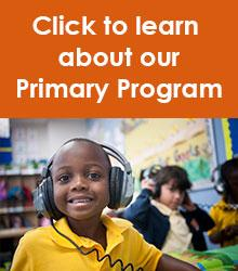 learn about our primary program